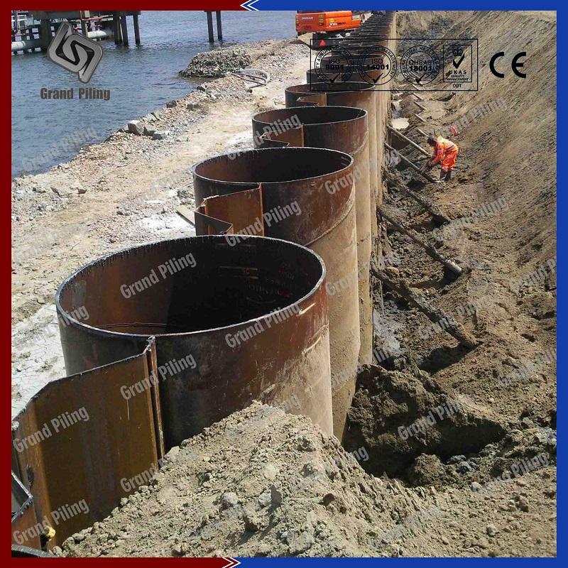 Pilhas De Tubulação Projetos