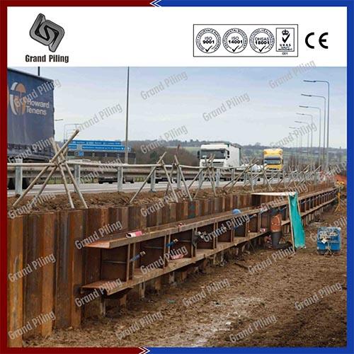 Construção de infra-estrutura, Amsterdã, Países Baixos