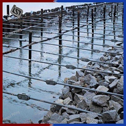 Construção de doca porto de Hedland, Austrália